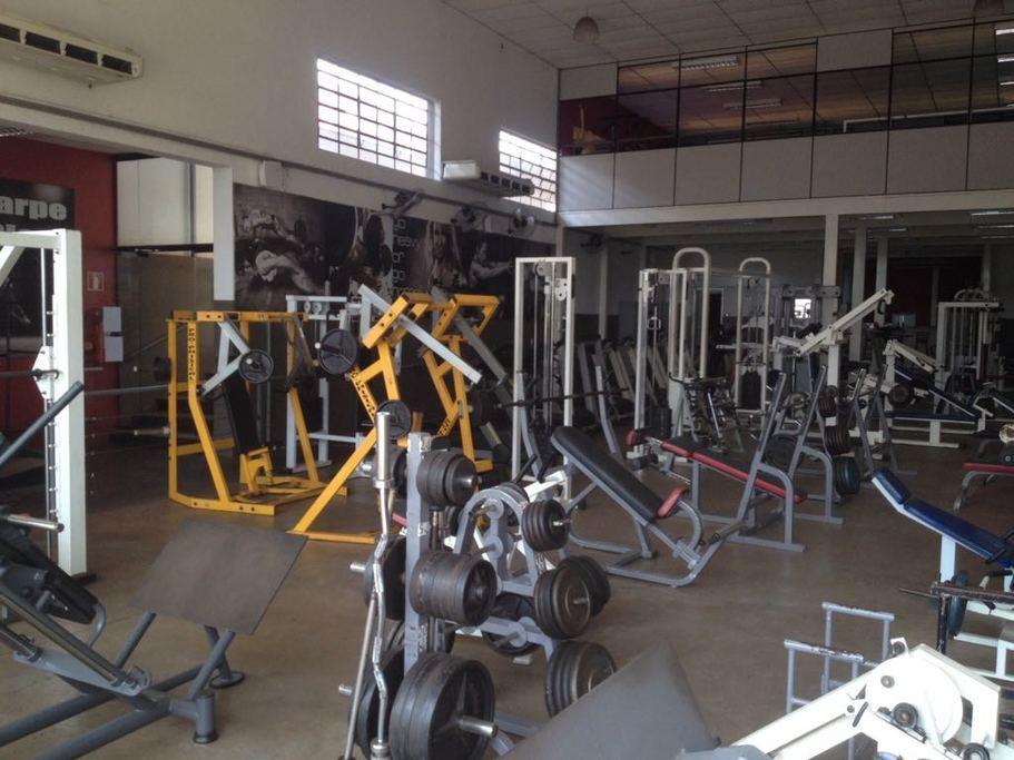 Academia Saúde De Ferro - Jardim Sumare - Ribeirão Preto - SP ... 5dc4537161