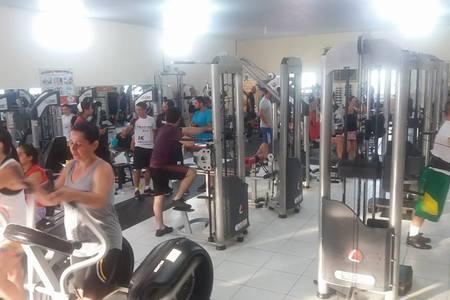 Academia Peruci Fitness -