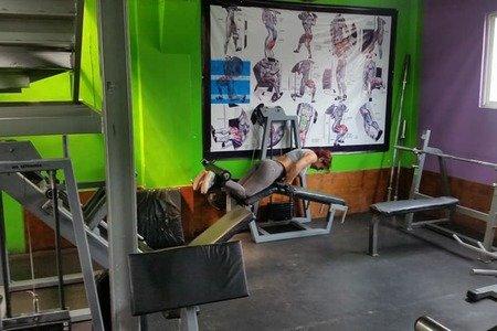 Gym Zeus Neza -