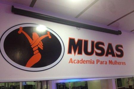 Musas Academia Para Mulheres -