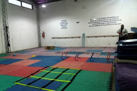 Coliseo Sparring Club -
