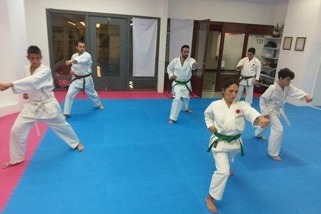 JKA Mexico Karate Do Sucursal San Nicolas Plaza Civica -