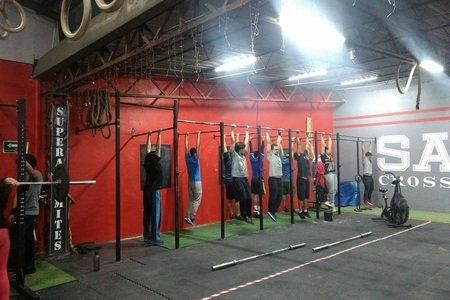 Crossfit Saiger / Bosques