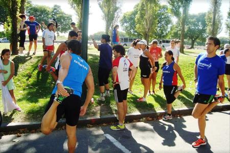 Club de Running (Parque Sarmiento) -