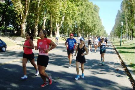 Club de Running (Parque Sarmiento)