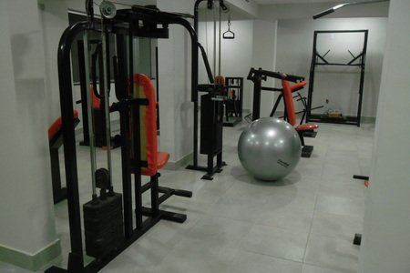 Life Fitness Academia -