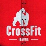 Cross Fit Itaúna - logo
