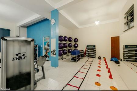 Flex academia Unidade 6 Studio Personal.