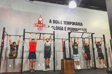 Sparta 55 Tubarao -