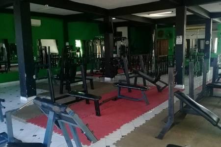 Forza Atlética Gym -
