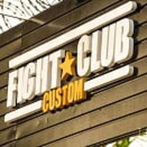 Academia Fight Club Custom