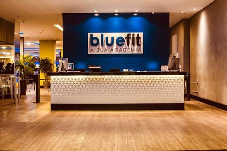 Academia Bluefit - Venâncio Shopping -