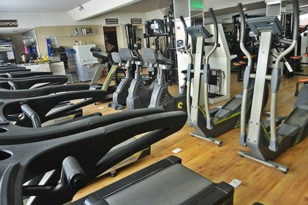 HR Fitness - Maria Paula