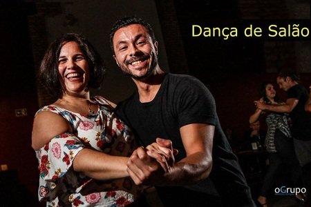 O Grupo de Dança - academia da Saudade