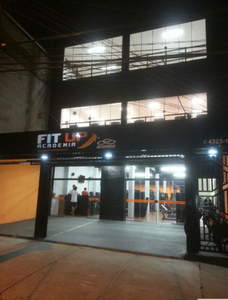 Academia Fit Up -
