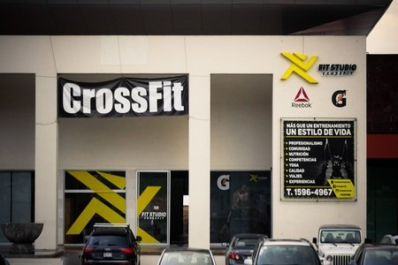 Fit Studio Crossfit Santa Anita -