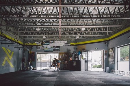 Fit Studio Crossfit Guadalupe -