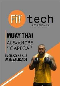 Academia Fit tech