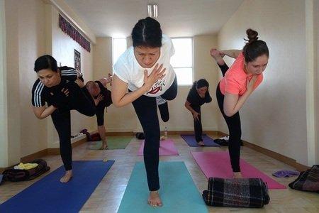 Siente Yoga -
