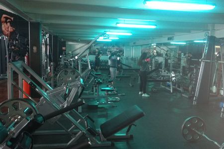 Aesthetics World Fitness Club -