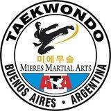 Mieres Martial Arts 1 - logo