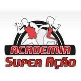 Academia Super Ação - logo