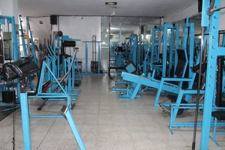 Blanser Gym -