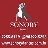 Sonory Danças - logo