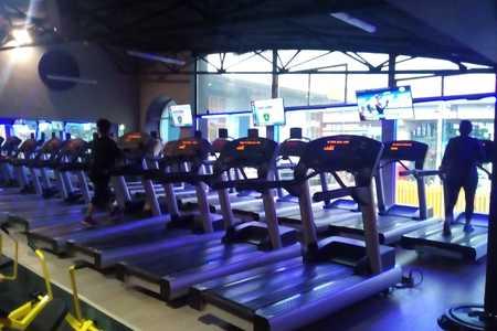Cesar's Gym / Ecatepec -