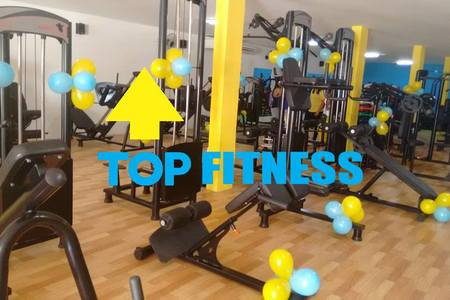 Top Fitness Unidade 3 -