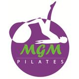 Mgm Pilates - logo