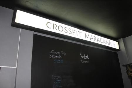 Crossfit Maracanã Tijuca -