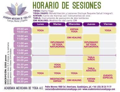 Academia Mexicana de Yoga