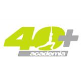 40+ Academia Unidade Centro - logo