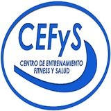 CEFyS Gym - logo