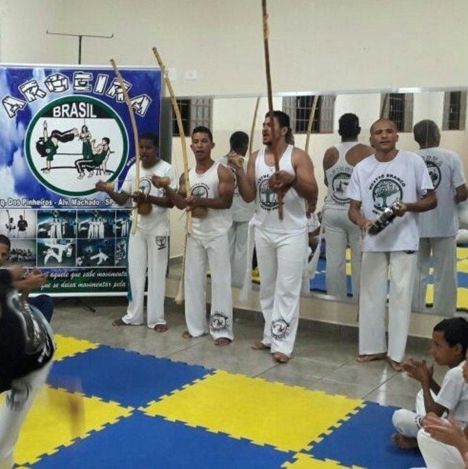 Academia Associação De Capoeira Aroeira - Álvares Machado