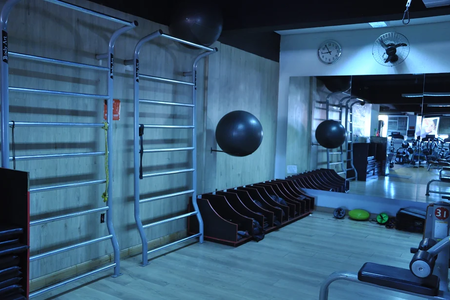 CLUBE FIT ACADEMIA -