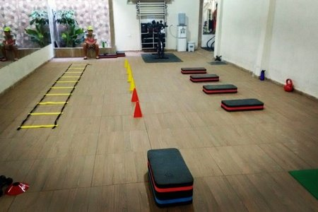 time fitness 2 -
