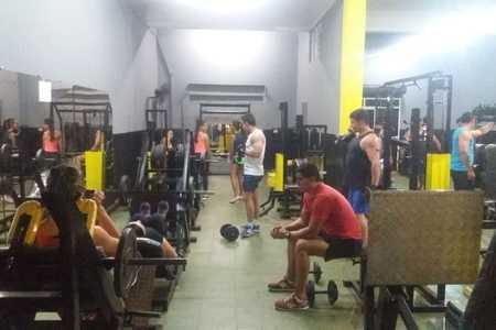 Reebok Fitness Academia -