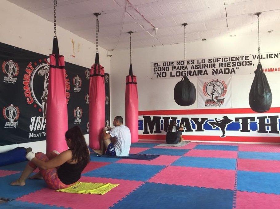 academia Combat Club Gym - Villas de Escobedo - Ciudad
