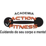 Academia J Action Fitness - logo