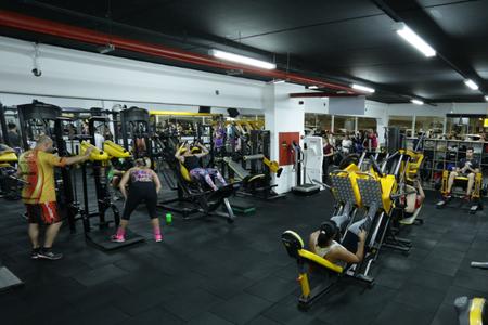 Power Gym - Camelão