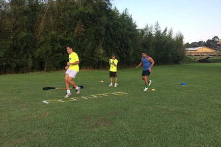 R4 Training - Fitsoccer (Barigui) -