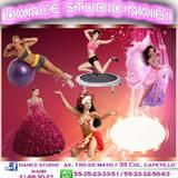 Dance Estudio Naibi - logo