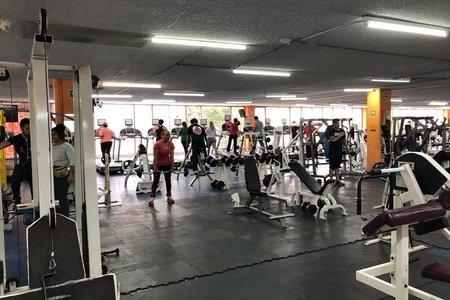 Loieros Gym Azcapotzalco