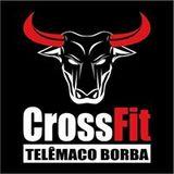CrossFit Telêmaco Borba - logo