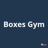 Boxes Gym - logo