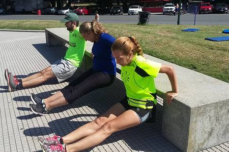 Locos por Correr Running Team Montserrat -
