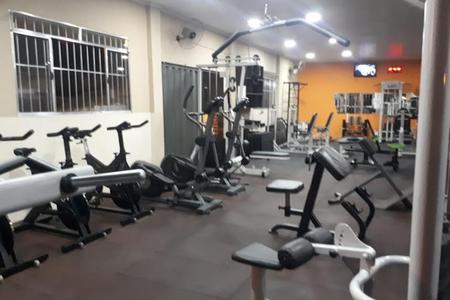 Academia Lamas Fitness -