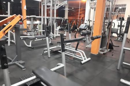 Academia Lamas Fitness